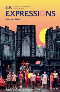 2018 Summer Expressions Cover
